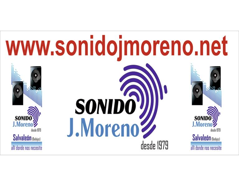 SONIDO J MORENO