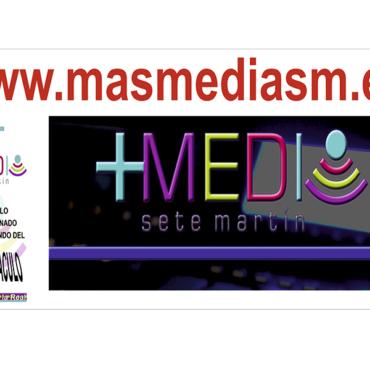 MAS MEDIA SETE MARTÍN