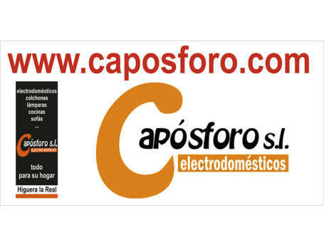 CAPÓSFORO S.L. ELECTRO-MUEBLES