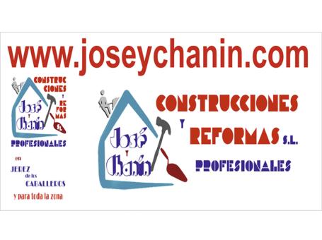 CONSTRUCCIONES JOSÉ Y CHANÍN, S.L.