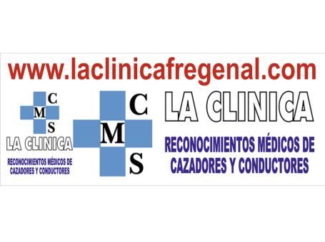 CENTRO DE RECONOCIMIENTOS MÉDICOS LA CLÍNICA