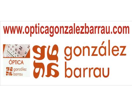 ÓPTICA GONZÁLEZ BARRAU