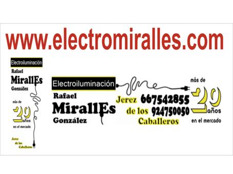 ELECTROILUMINACIÓN MIRALLES E HIJO