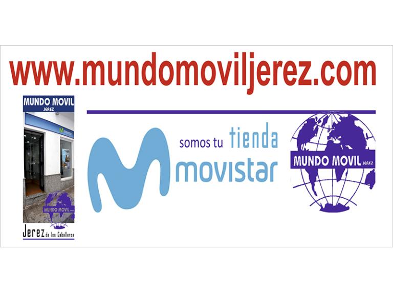 TIENDA MOVISTAR MUNDO MOVIL JEREZ