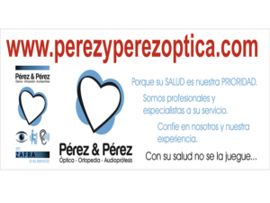 ÓPTICA PÉREZ Y PÉREZ