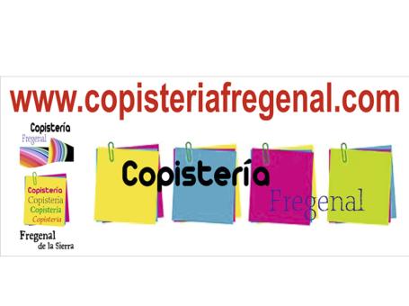 COPISTERIA FREGENAL