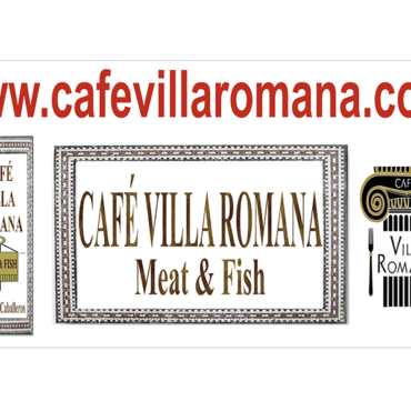 CAFÉ MEAT & FISH VILLA ROMANA