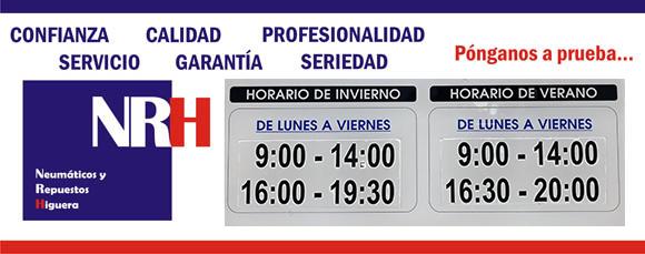 www.nrhiguera.es-www.nrhiguera.com-neumaticos_y_repuestos_en_nrh_tu_taller_de_confianza-taller_multimarca_especialista_del_automovil-equlibrado-alineacion_y_todo_en_ruedas_y_neumaticos-recambios_en_general_del_automovil_en_higuera_la_real-fregenal_de_la_sierra-cumbres_mayores-segura_de_leon-suroeste_badajoz-norte_huelva-mecanica_en_general-taller_mecanico_economico-calidad_y_servicio_de_primera-talleres_y_taller_mecanico_en_higuera_la_real